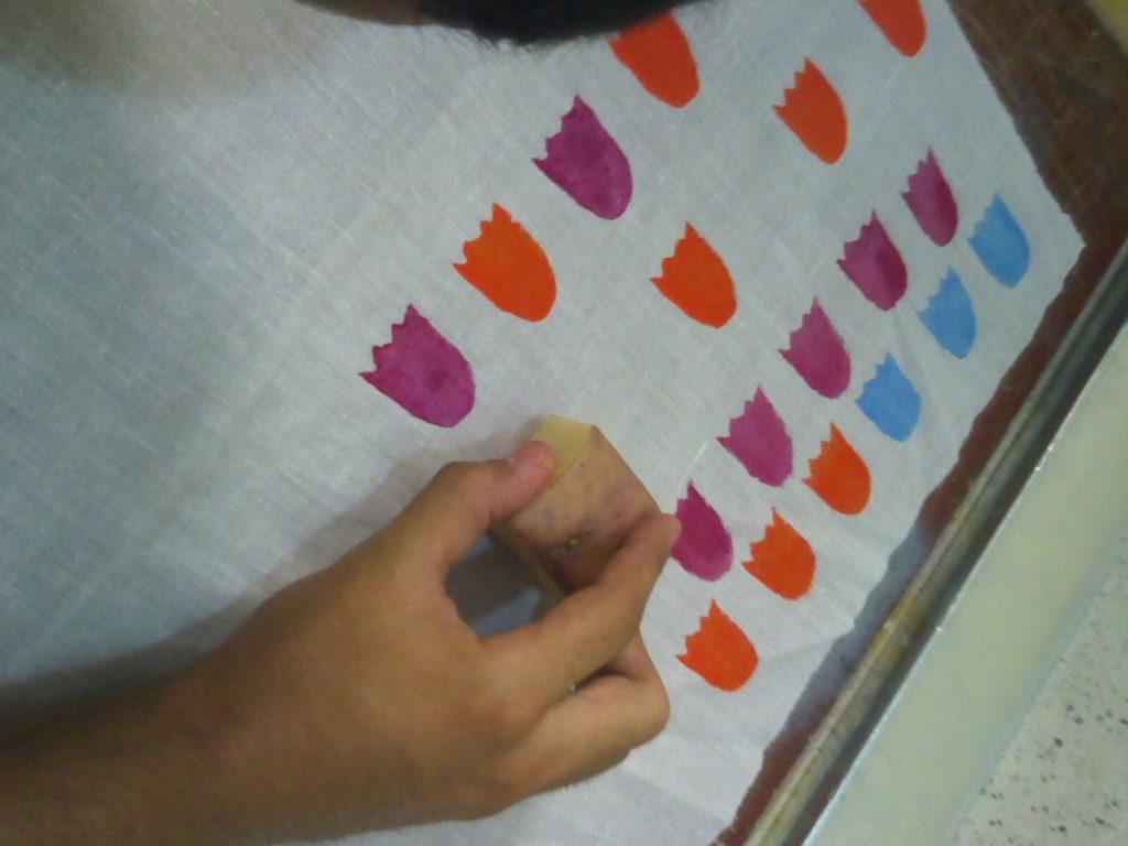 piezas textiles